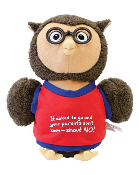 Hooty the Owl Hand Puppet