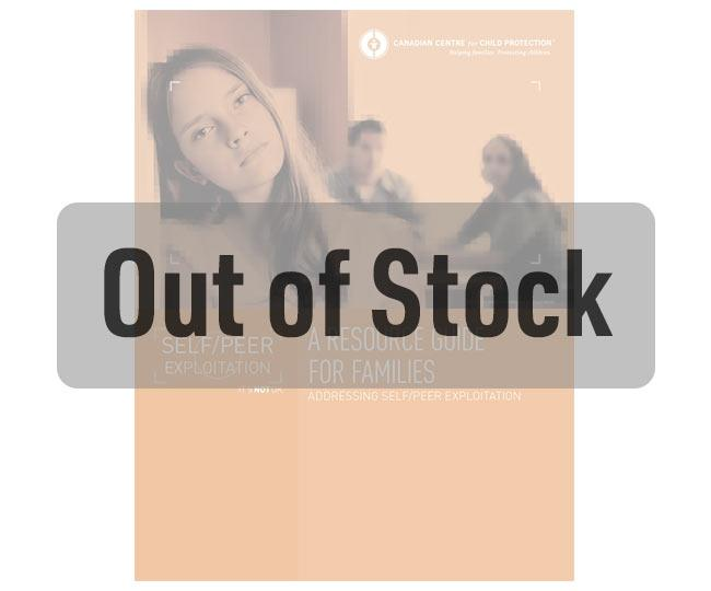 A Resource Guide for Families: Addressing Self/Peer Exploitation (2nd Ed.)