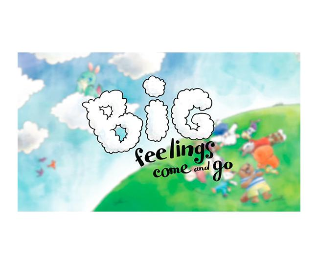 Big Feelings Come and Go Video Read-Along Storybook