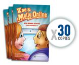 Image: 30 Pack of: Zoe & Molly Grade 4