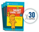 Image: 30 Pack of: Be Smart, Strong and Safe