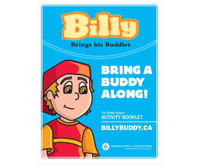 Billy Brings his Buddies Activity Book